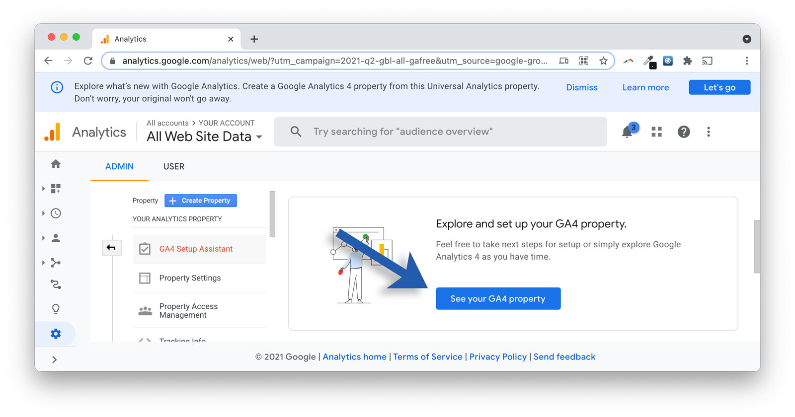 google analytics 4 screenshot-3