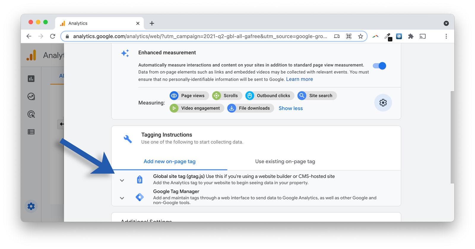 google analytics 4 screenshot-5